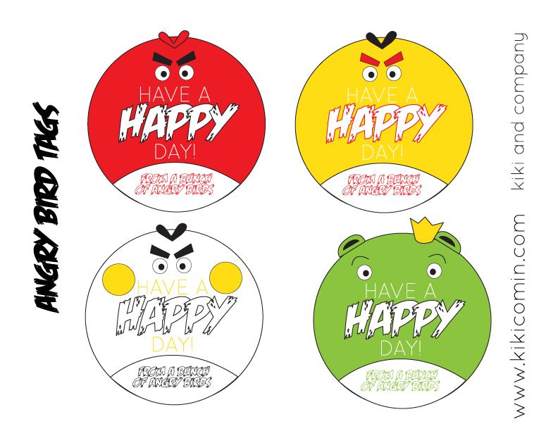 angry bird cupcakes fun in the sun kiki company