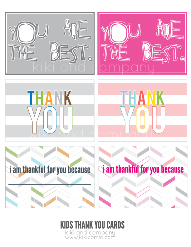 thank you cards free downloads