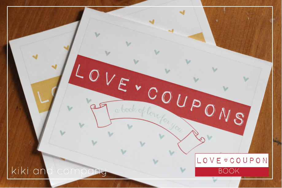make your own love coupon notepad free download kiki company