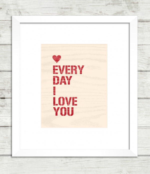 everyday i love you shop
