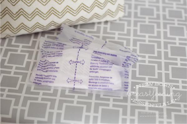 Newborn Breastfeeding Essentials at kiki and company. Nursing Pads