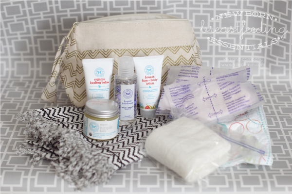 Newborn Breastfeeding Essentials at kiki and company. Perfect little collection.