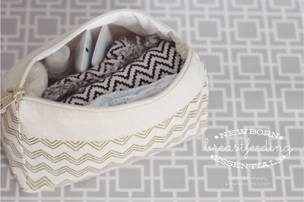 Newborn Breastfeeding Essentials at kiki and company. Perfect.