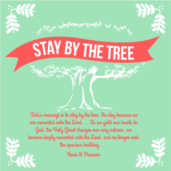 stay by the tree