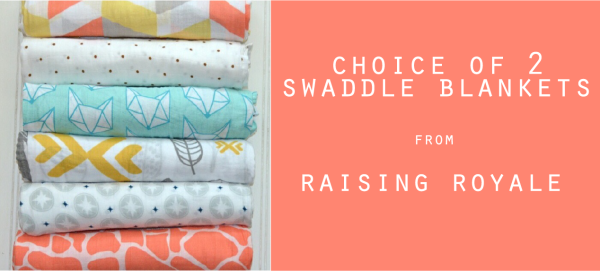 our swaddle