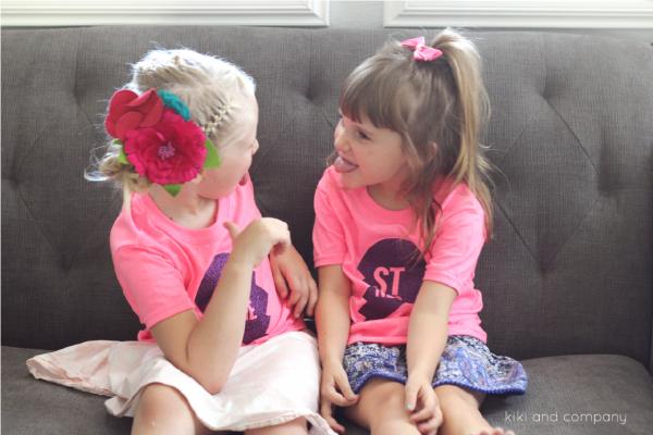 Best Friends Shirts. SO cute.