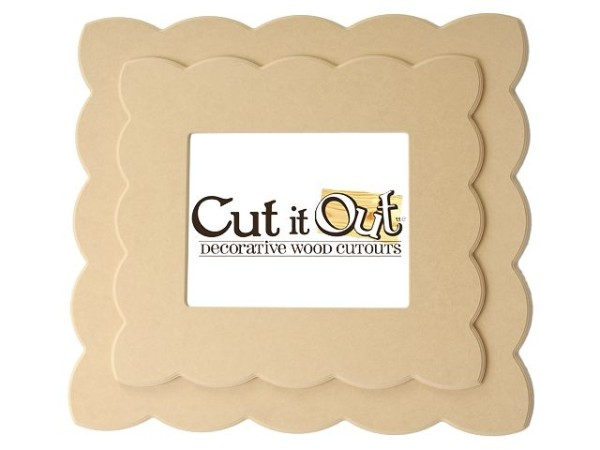 cut it out frames