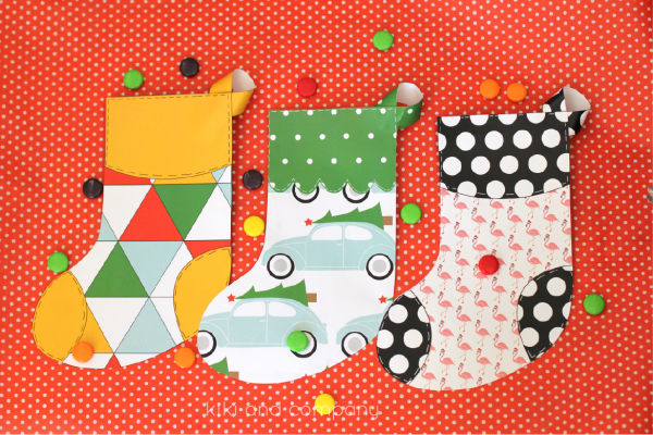 photo regarding Printable Stockings identify Printable Xmas Stockings - Kiki Enterprise