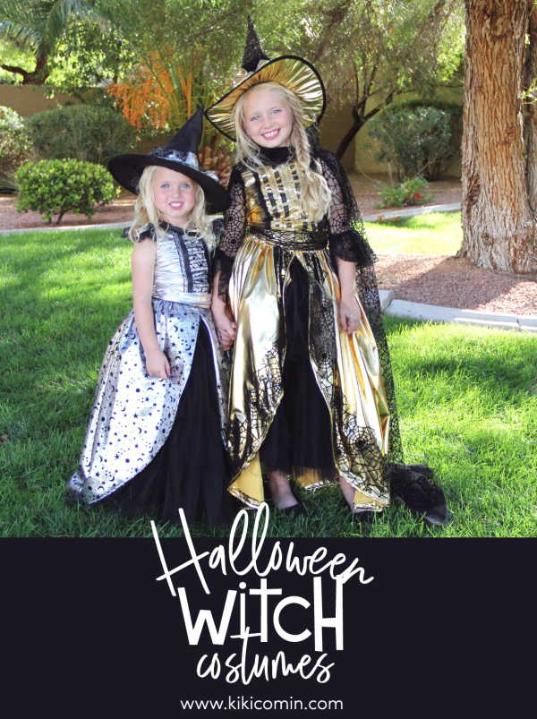 Halloween Witch Costumes at kiki and company