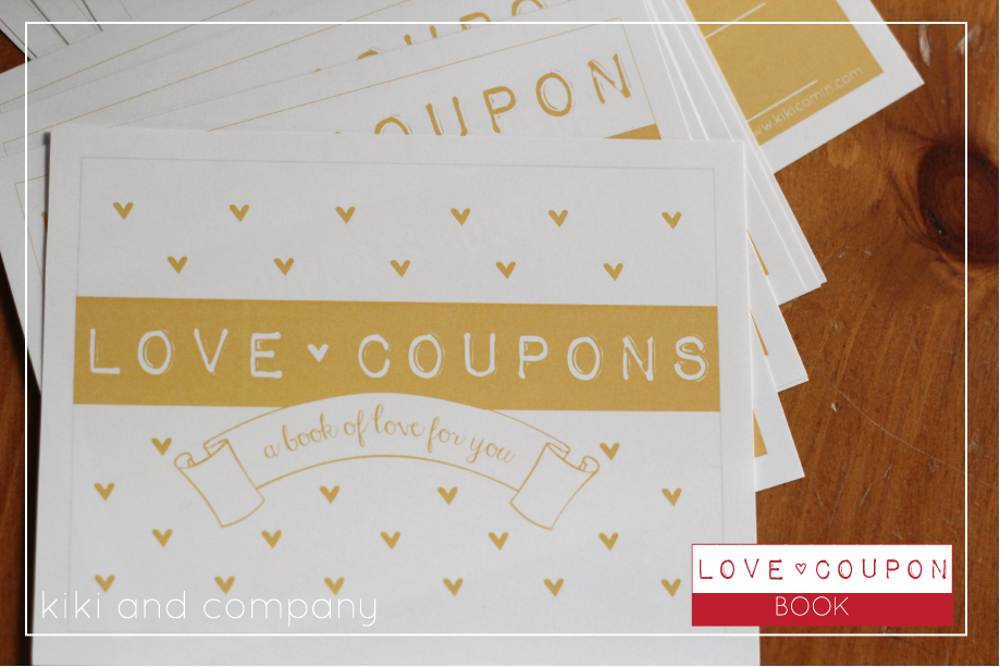 Make love coupons online free