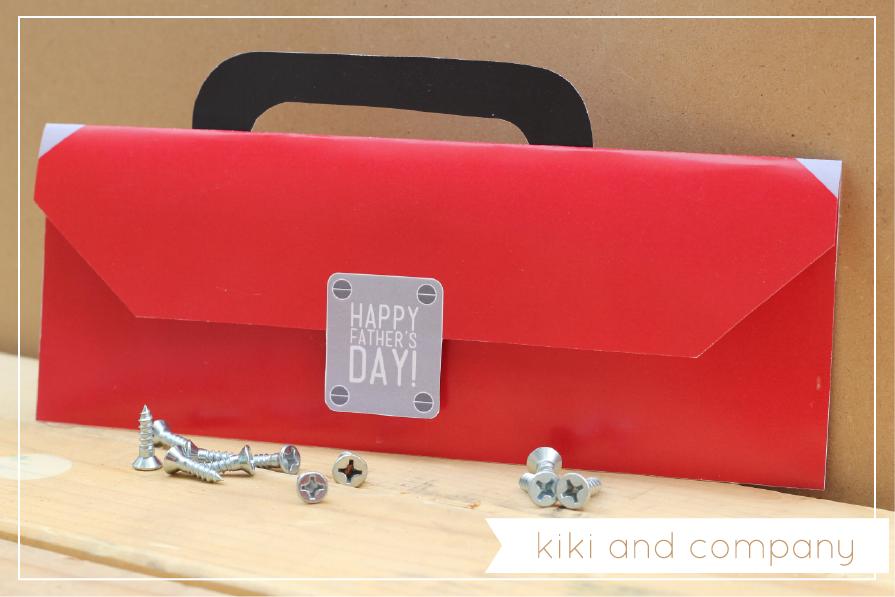Father's Day Toolbox Coupon Book {free printable} - Kiki ...