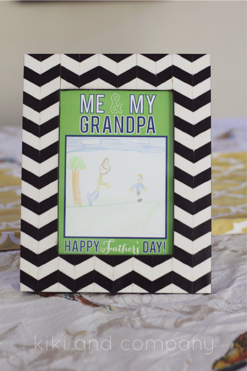 me and my dad frameable prints free father u0027s day printables