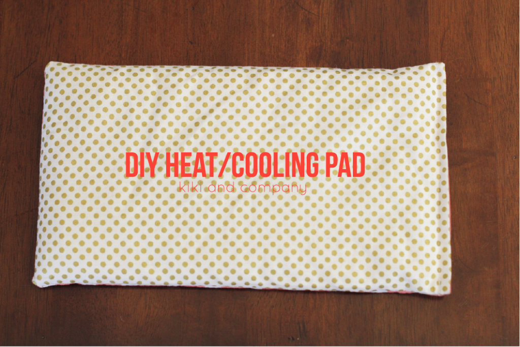 DIY Heating and Cooling Pad {tutorial and free printable ...