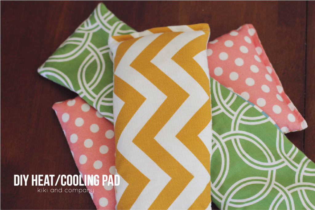 Diy Heating And Cooling Pad Tutorial And Free Printable