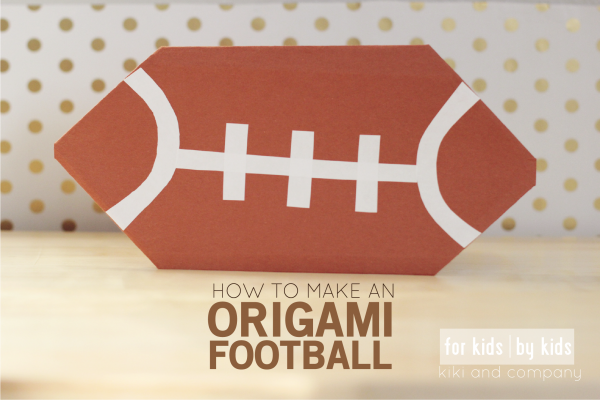 origami football 28 images origami do mundo arthur