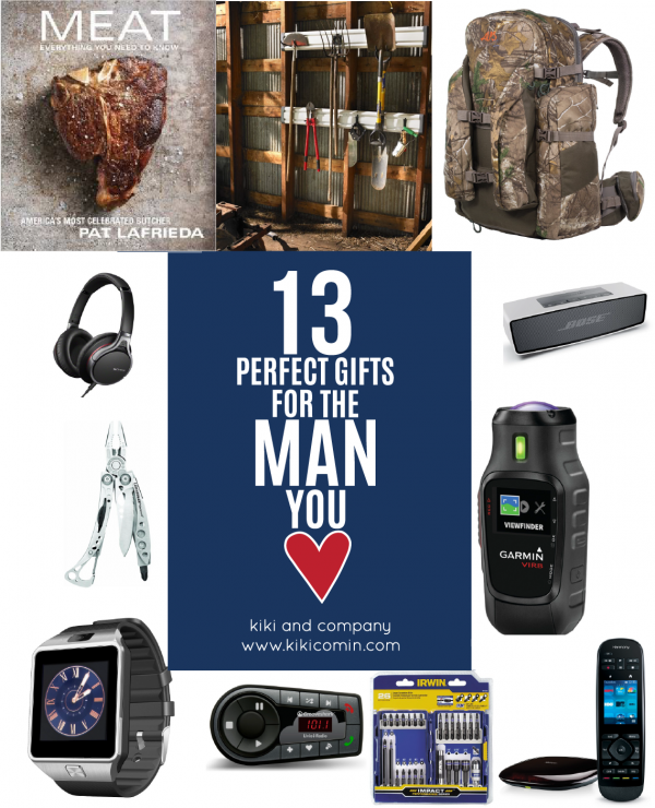 13 Perfect Gifts For The Man You Love At Kiki And Company
