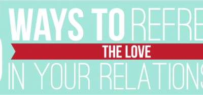 5 ways to refresh the love in your relationship