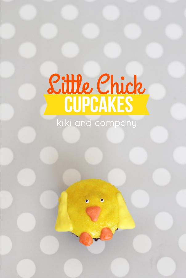 Cupcakes- Little Chicks 3