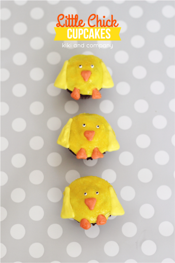Cupcakes- Little Chicks 4