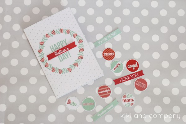 Free Mother's Day card at kiki and company