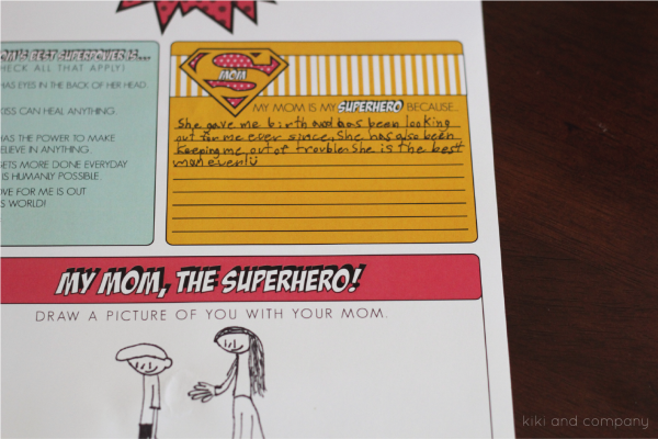 The World's Best Supermom Letter for Mother's Day 1