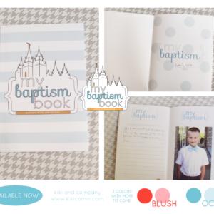 baptism book ocean