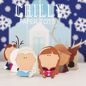 chilly paper tots