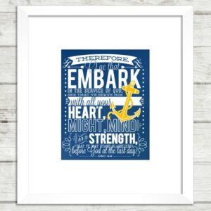embark navy