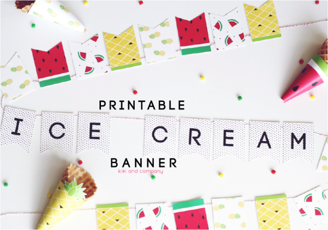 Free Printable Summer Crafts