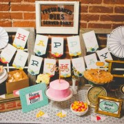 Sweet As Pie Party - Dessert Table