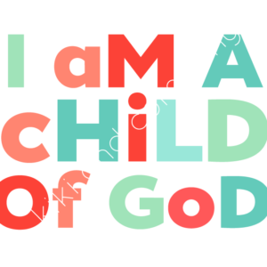 I am a child of god shop