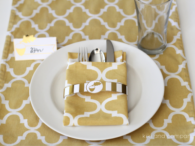 Free Printable Thanksgiving Dinner Printables at kiki and company.