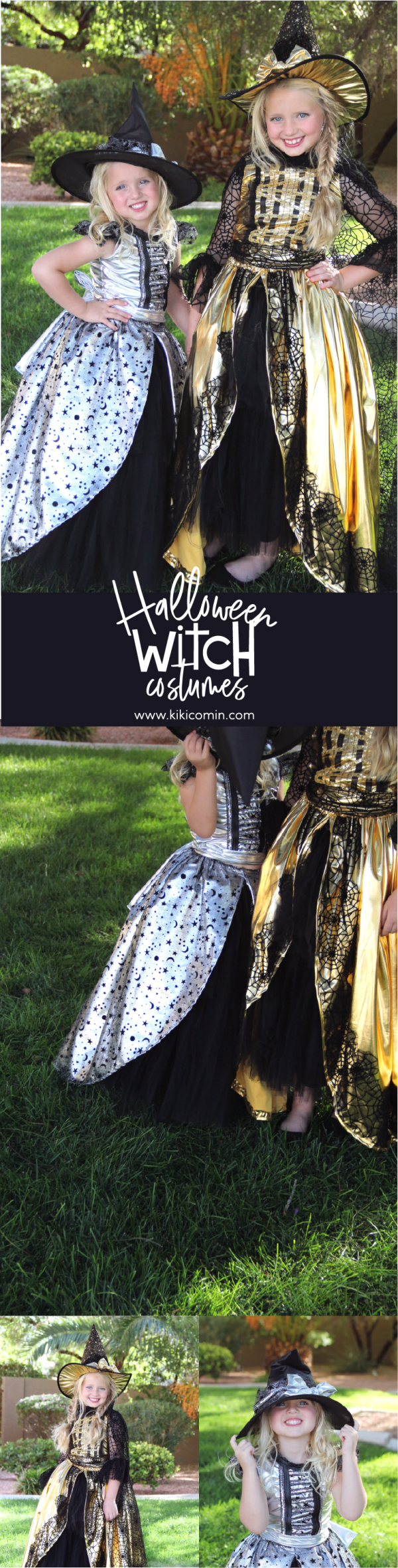 Halloween Witch Costumes at kiki and company. Cutest costumes!